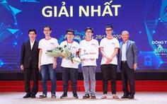 Đại học Quốc gia TP.HCM vô địch cuộc thi sinh viên với an toàn thông tin ASEAN