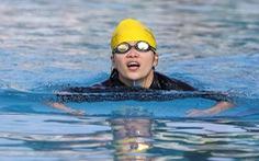 Nguyễn Thị Sari: Bơi trên 'cơn sóng' cuộc đời