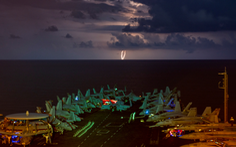 Mỹ điều tàu sân bay USS Nimitz tới vịnh Ba Tư