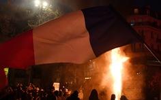 Bạo loạn, biểu tình khắp nước Pháp chống dự luật cấm quay phim cảnh sát