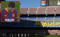 Messi lập siêu phẩm trong ngày tưởng nhớ Maradona
