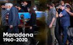 3 con gái Maradona được triệu tập lấy lời khai về cái chết của cha