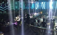 64 nam nữ tổ chức 'đại tiệc ma túy' tại quán bar để bay lắc