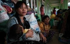 Lo chỗ ở cho dân mất nhà tại vùng sạt lở Phước Sơn