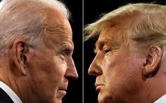 Trump - Biden ráo riết vận động trước 'Ngày phán xử' 3-11