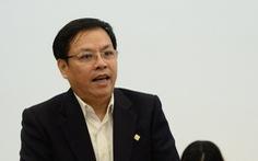 Nguyên chủ tịch Saigon Co.op Diệp Dũng chuyển công tác về Công ty Xổ số kiến thiết TP.HCM