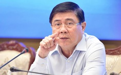 Chủ tịch UBND TP.HCM: 'Làm vì sự an toàn của người dân. Đó là mệnh lệnh cao nhất'