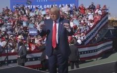 Video những lần ông Trump nhảy múa khi vận động tranh cử