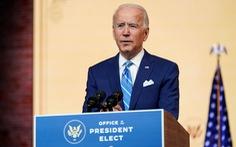 Hôm nay (30-11): ông Biden lần đầu tiên nhận báo cáo dành cho tổng thống