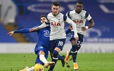 Hòa Chelsea, Tottenham trở lại ngôi đầu bảng