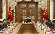 Triều Tiên họp bộ chính trị chuẩn bị đại hội Đảng đầu năm tới