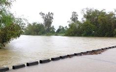 Mưa lớn kéo dài, Nam Trung bộ - Tây Nguyên tiếp tục ngập nặng, sạt lở