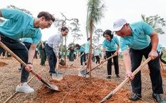 Agribank với hành trình 'Một triệu cây xanh - Thêm cây, thêm sự sống'