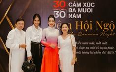 Trịnh Kim Chi, Minh Tú hội ngộ cùng người sống chung với HIV/AIDS