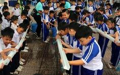 """""""Mizuiku - Em yêu nước sạch"""" đến với 45.000 học sinh"""
