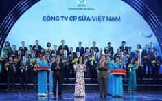 Vinamilk: 6 lần liên tiếp được vinh danh thương hiệu quốc gia