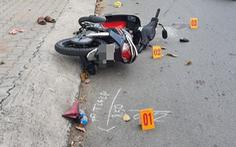 Truy xét kẻ giật túi xách khiến hai vợ chồng bị thương ở quận Bình Tân