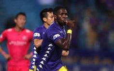 Thắng CLB Sài Gòn 4-2, CLB Hà Nội nuôi hi vọng đua vô địch