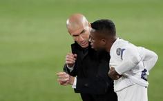Zidane: 'Chúng tôi phải thấy vui vì chiến thắng'