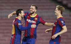 Messi ghi bàn, Barcelona thắng trận thứ ba liên tiếp