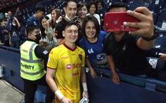 Điểm tin thể thao tối 5-11: Trận đấu của Văn Lâm tại Thái Lan có lượt xem 'khủng'