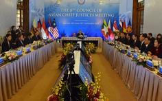 Hội nghị Chánh án ASEAN ra tuyên bố Hà Nội