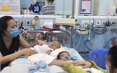 Trẻ mắc hô hấp tăng vọt do virus hợp bào