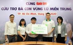 GREENFEED và đối tác ủng hộ 7 tỉ đồng cho đồng bào vùng bão lũ miền Trung