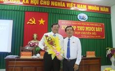 Ông Lê Văn Hẳn giữ chức chủ tịch UBND tỉnh Trà Vinh