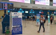 Sân bay Cam Ranh ngừng phát thanh thông báo chuyến bay từ ngày 16-11