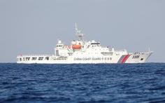 Hải cảnh Trung Quốc được phép dùng vũ khí trấn áp trên biển ra sao?