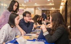 Triển lãm du học quốc tế 2020: 'Chắp cánh ước mơ du học'