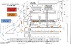 Cục Hàng không yêu cầu đảm bảo không ùn tắc trong sân bay Tân Sơn Nhất