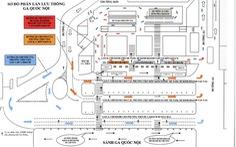 TP.HCM yêu cầu sân bay Tân Sơn Nhất bố trí ngay chỗ đỗ xe buýt