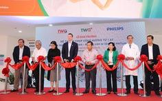 Vận hành hệ thống CHT Philips Ingenia Ambition tại Bệnh viện Sản Nhi TWG Long An