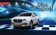 MG Việt Nam chính thức ra mắt MG HS 1.5T Trophy thế hệ mới