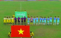 Trận đấu ở Giải hạng Ba Việt Nam phải hủy vì CLB chỉ có 4 cầu thủ