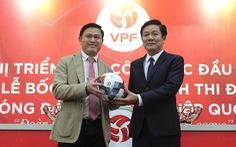 Trước thềm hai đại hội của bóng đá Việt Nam: VPF 'lặng' hơn VFF