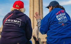 Nước Mỹ hậu bầu cử - Kỳ 2: Hàn gắn các gia đình