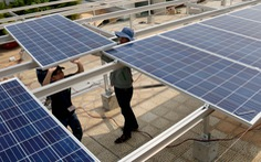TP.HCM sẽ lắp điện mặt trời tại các cơ quan nhà nước