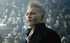Johnny Depp mất vai trong phim tiền truyện 'Harry Potter' vì thua kiện
