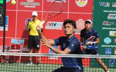 Trận chung kết 'một chiều' ở giải quần vợt quốc gia