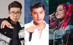 5 gương mặt rap nổi bật của King of Rap và Rap Việt