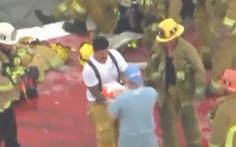 Cứu thành công quả tim hiến tặng trong vụ rơi trực thăng ở bệnh viện Mỹ