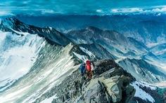 Tôi ít leo núi ở Việt Nam, bởi đi nước ngoài... tiện hơn