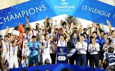 CLB Viettel được thưởng 9 tỉ đồng sau chức vô địch V-League 2020