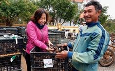 Trao 'sinh kế' cho người dân vùng lũ Quảng Bình