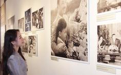 Triển lãm ảnh quan hệ hữu nghị đặc biệt Việt Nam - Lào