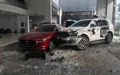 Khởi tố người phụ nữ lái ôtô lao vào showroom khiến 1 người chết