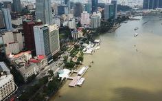 TP.HCM tổ chức tàu du lịch, ẩm thực trên sông khu bến Bạch Đằng dịp tết